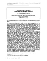 2008.09.28 | Bewusstsein der Todesnähe | Symposium