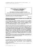 2007.09.27 | NTEs und verwandte Phänomene | Symposium