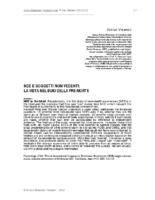 2000 | NDE e soggetti non vedenti | Congresso