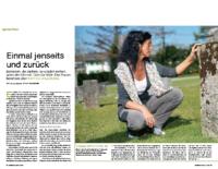 2007 | Einmal Jenseits und zurück | Schweizer Familie